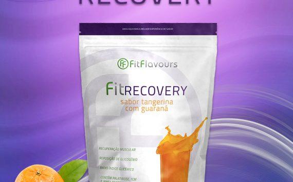 FitRecovery, o pós-treino da FitFlavours!